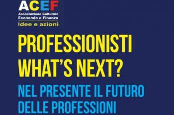 Professionisti what's next