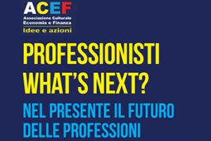 Professionisti what's next